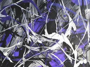 Shredded Iris
