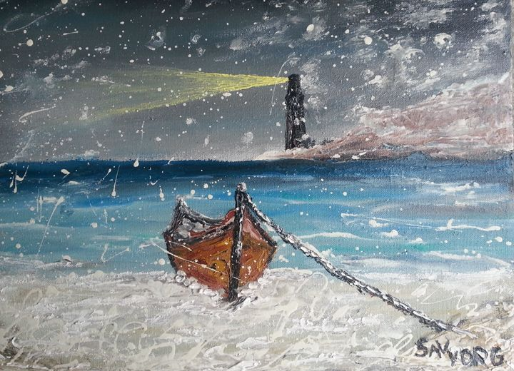 Winter Sea - Sav