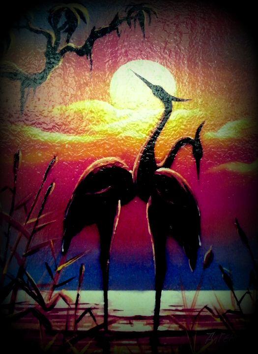 Birds Love - Sav
