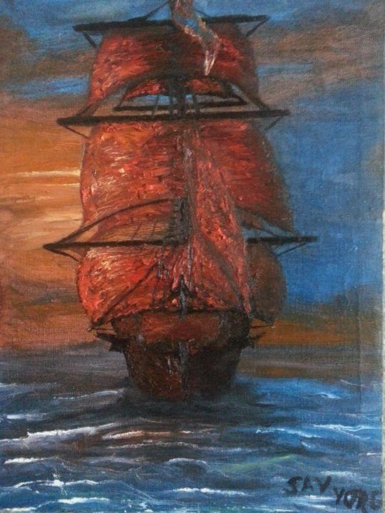 The ship - Sav