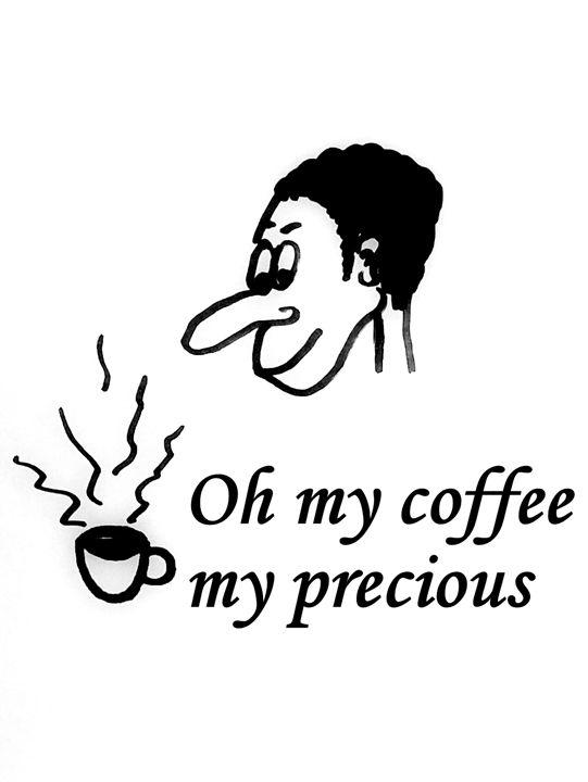 Drink coffee - Sav