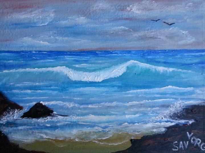 Sea wave - Sav