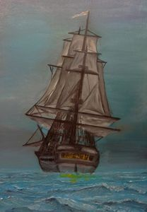 The ship 5
