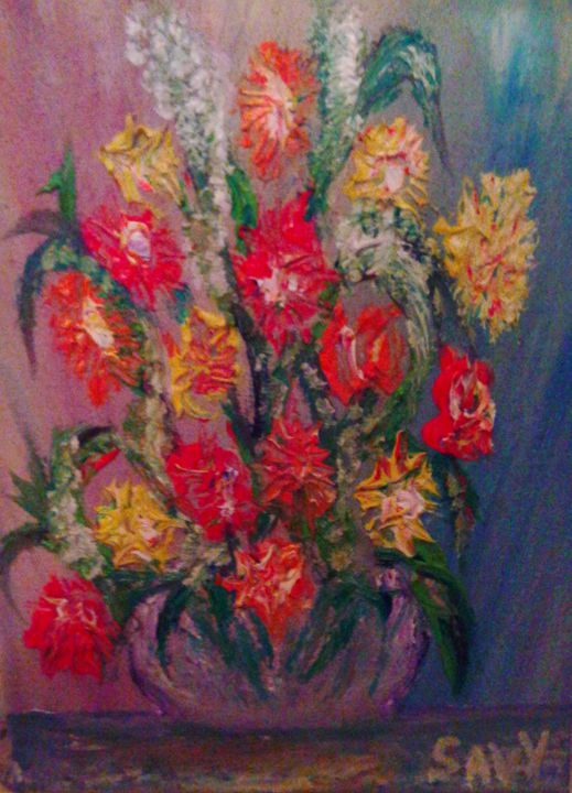 Flowers 1 - Sav