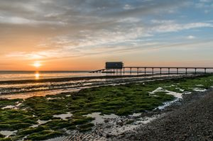 Bembridge Beach Sunrise