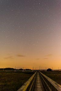 Bridge to the stars