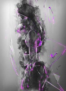 Purple rain electric Beauty