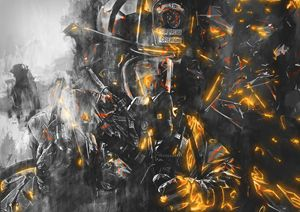 Firefighter - battling the Beast