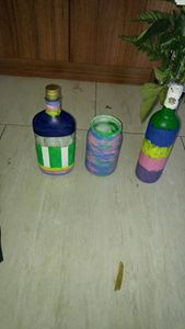 Vases of Many Colors