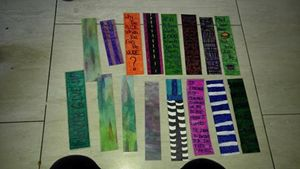 Assorated Bookmarks