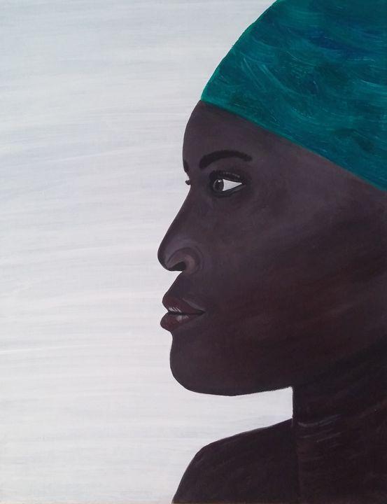 African Beauty - Carolin Stocker