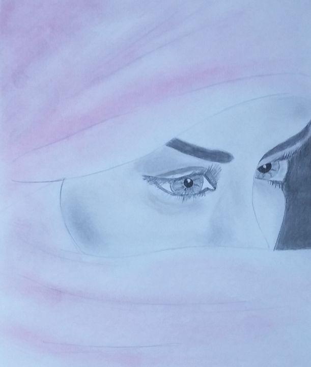 Veiled Beauty - Carolin Stocker