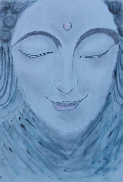 Buddha's Grace - Carolin Stocker
