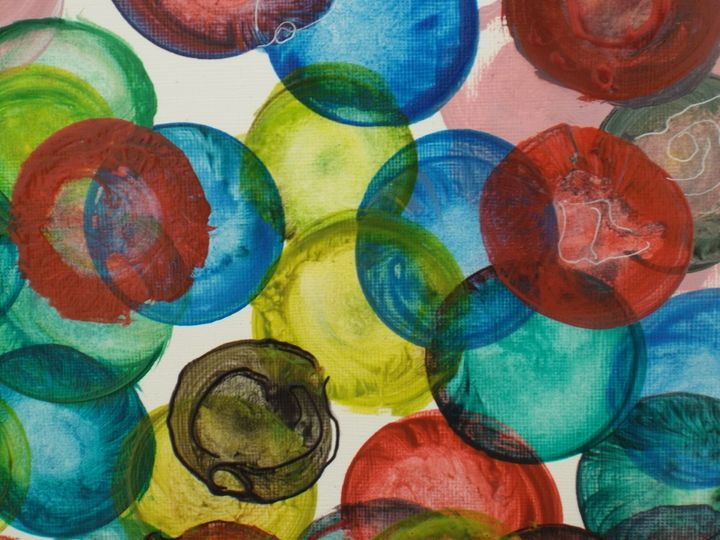assorted ballons - Selma art