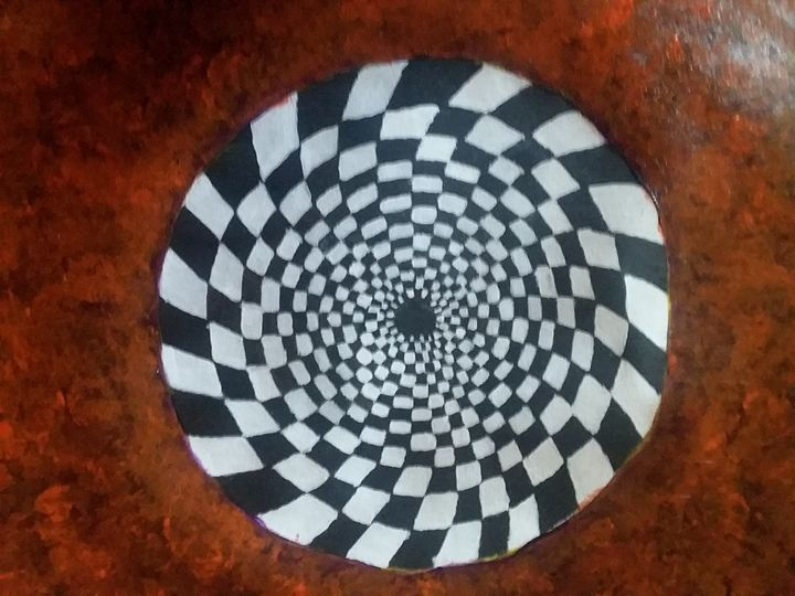 The rabbit hole - Branden Davis