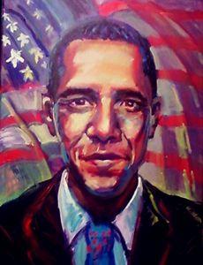 Obama Potrait