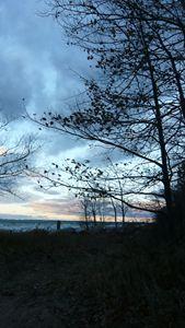 Lake Michigan at Dusk #11