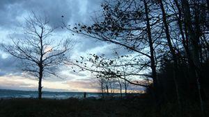 Lake Michigan at Dusk #12