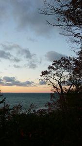 Sunset Over Lake Michigan #5