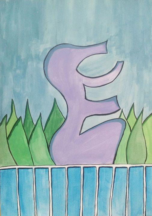 Purple Lady - Majestic Painter