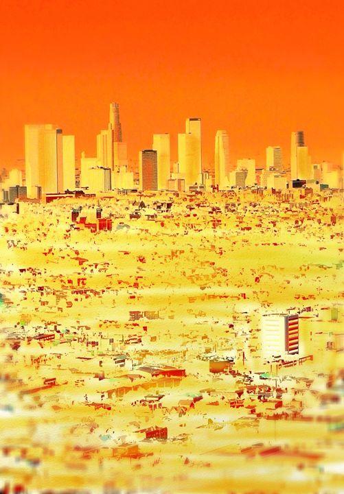 LA in Orange - christopherlangley.net