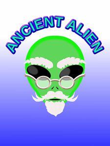 Acient Alien Head