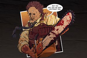 Lt Dan Leatherface