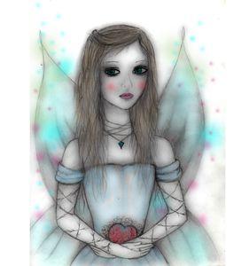 heart fairy
