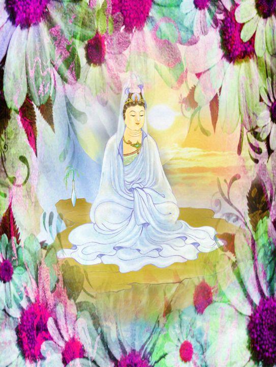 Kwan Yin - Goddess of Compassion - Lanjee