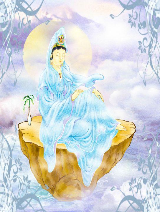 Anavatapta Kuan Yin - Lanjee