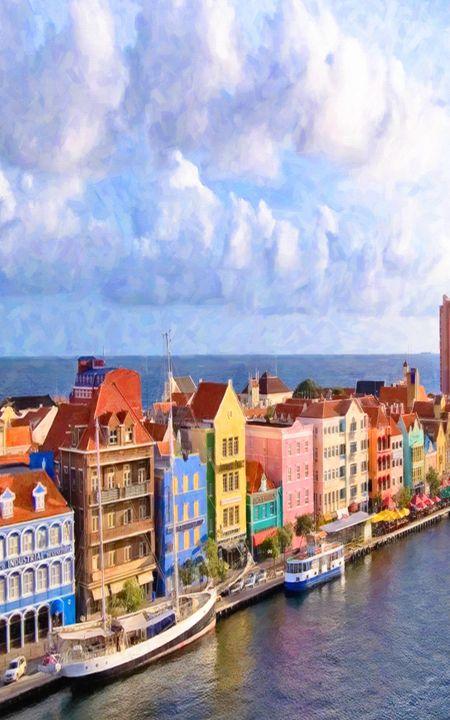 Waterfront houses - Lanjee