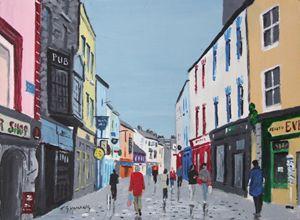 Shop Street, Galway