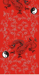 Chinese Dragon New Year
