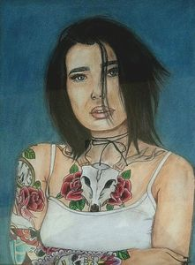 Inked Girl