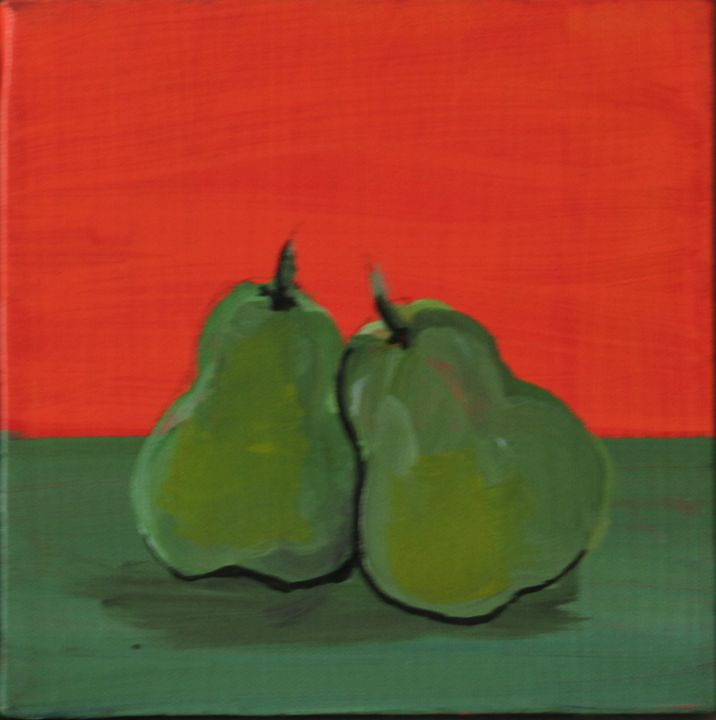 Pears - Lola Bouli Artwork