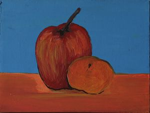 Apple & Apricot
