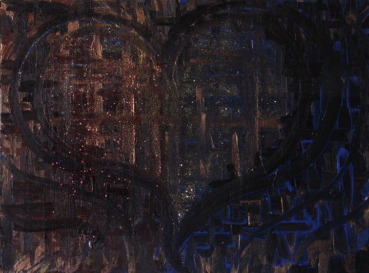 Darken Sparkle - Lola Bouli Artwork
