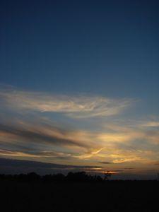 Kansas Sunsets, III