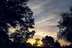 Kansas Sunsets, II