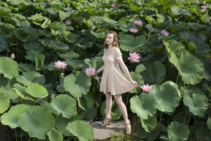 Lotus - Natalia Lewandowska Photography