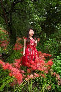 Spider Lily - Natalia Lewandowska Photography