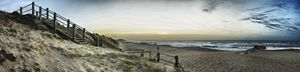Hengistbury Head Panorama - Gem Photography