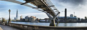 Millenium Bridge - Gem Photography