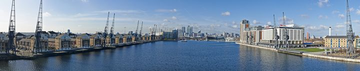 Royal Victoria Docks - Gem Photography