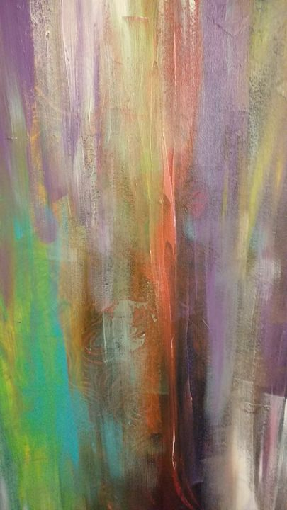 Purple rain - Kat's art shop