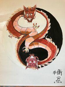Battling Dragons - BeBe
