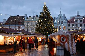 Chrismtas market