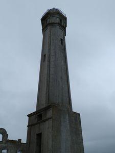 Alacatraz Guard Tower