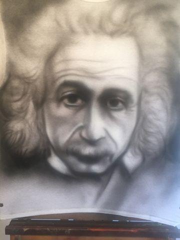 Einstein - Jeff's Art