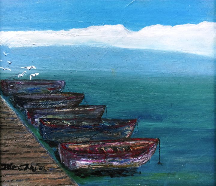 ART BOATS FOR HIRE BY JAIMS - jaims art studio